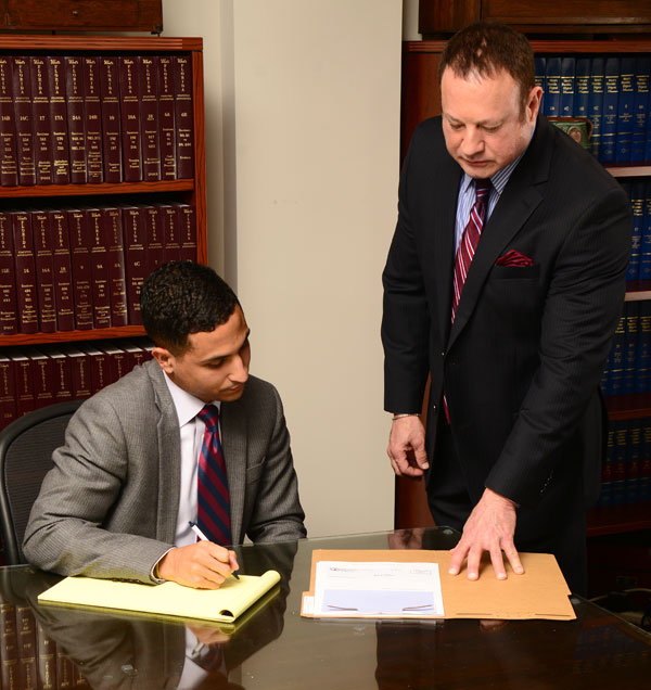 The Bennett Law Center: Free Case Evaluation